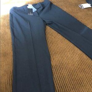Wide leg BCBG trousers